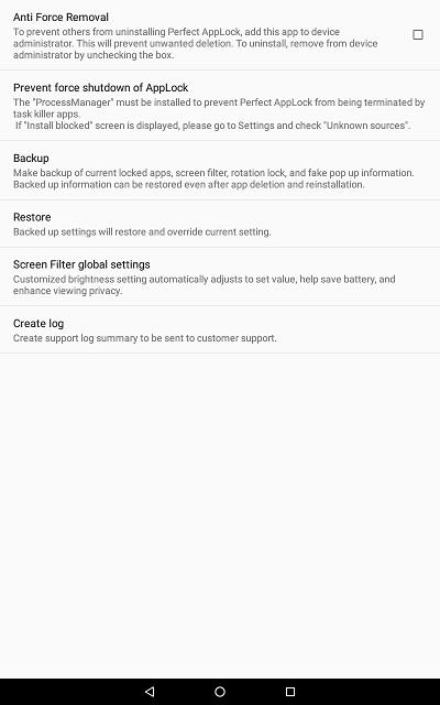 Pluckeye on Android